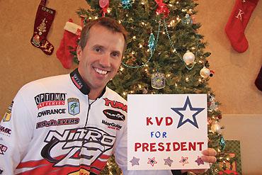 KVD for President?
