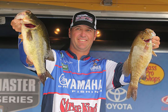 Faircloth, Kriet, Jones Exceed 20-Pound Mark
