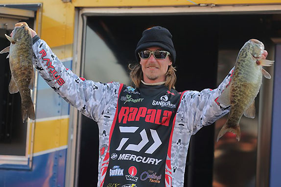 Mille Lacs Tougher As Fish Have Wised Up