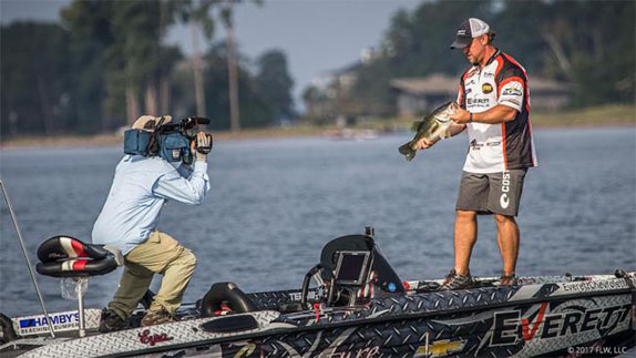 Timing Was Key When Hitting Topwater Spots