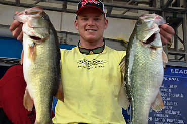 Cranks, Spinnerbaits, Jigs Were Top Producers