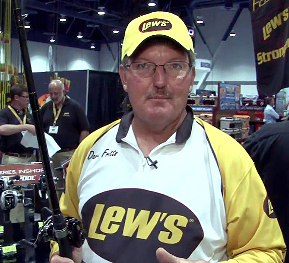 New gear: Lew's BB-1 Pro & Fritts cranking rod