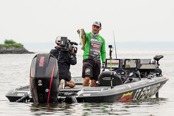 Italian Rookie Sacks 20 Pounds For Potomac Triumph