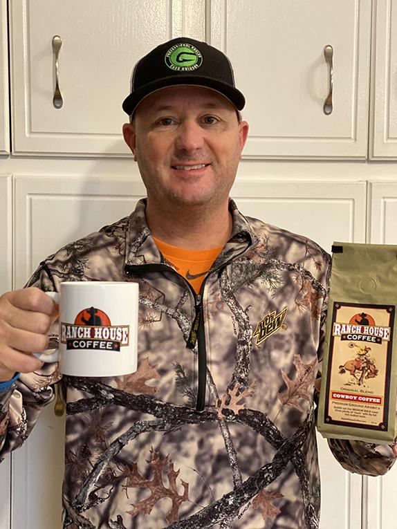 Grigsby lands coffee sponsor