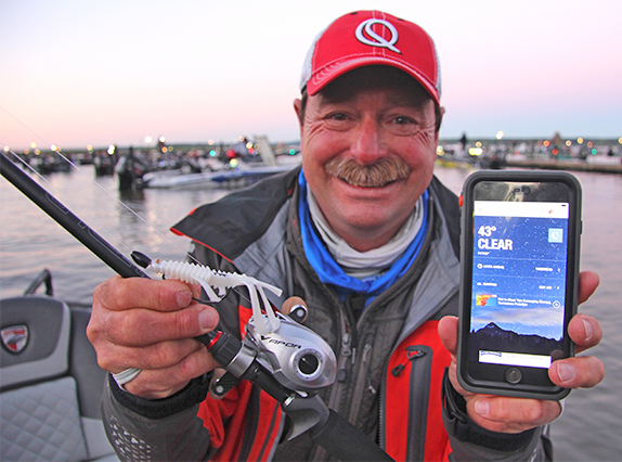 Grigsby alters plans for sight-fishing