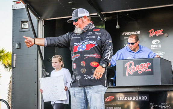 Big Bags On Tap at Chickamauga
