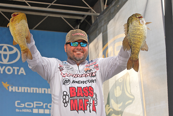 Pro's Quick Tip: Hackney�s Topwater Trickery For Smallies