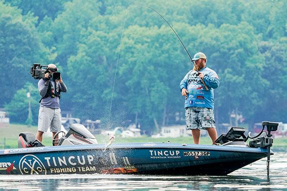 Rookie Hibdon Hanging On At Potomac