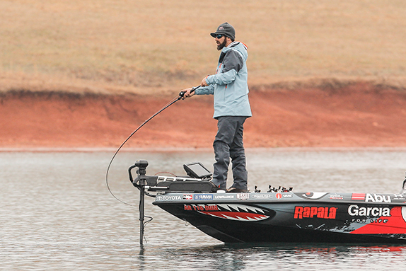 Triple Threat: Iaconelli Likes To Vary Retrieves