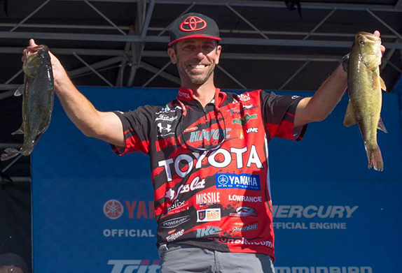 Friendly Foes: Monroe, Iaconelli To Square Off