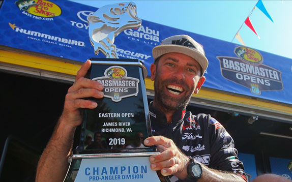 Iaconelli Power-Fished In The Backs Of Creeks