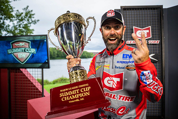 Iaconelli Stuck With Largemouth In Finals