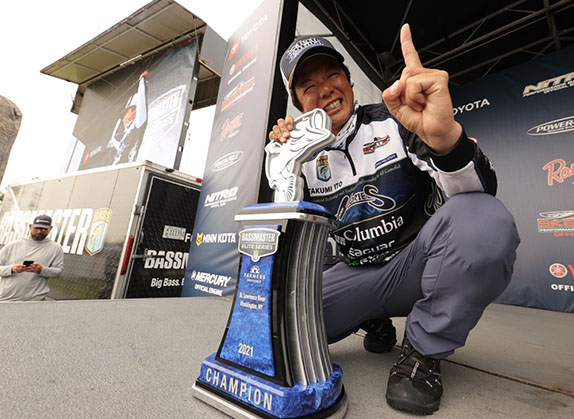 Ito Catches Giant Bag To Win With 90-Even
