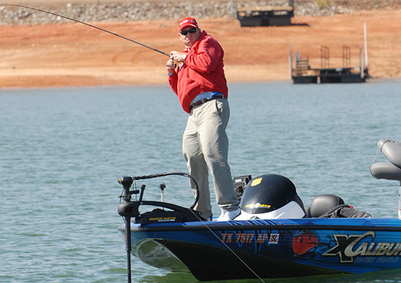 Lake Hartwell Will Host 2015 Bassmaster Classic