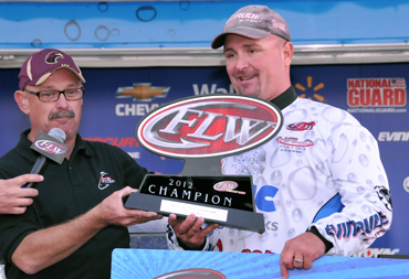 Kreiger Steered Clear Of Crowds, Keyed On Shad