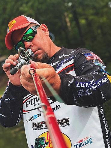 Chris Lane Fishing