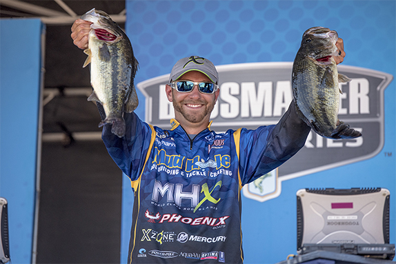 Lester signs with X Zone Lures