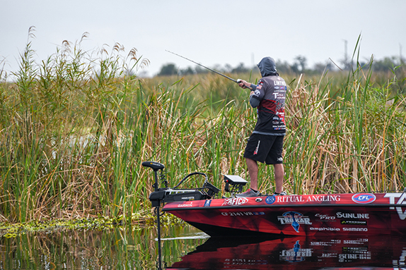 Lintner lands with Ritual Angling