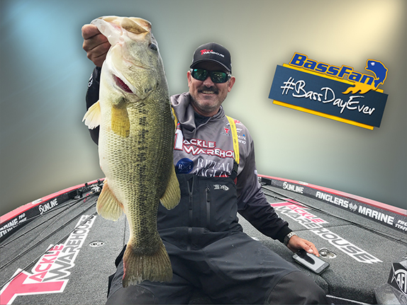 Hey, Jared Lintner � What's Your #BassDayEver?