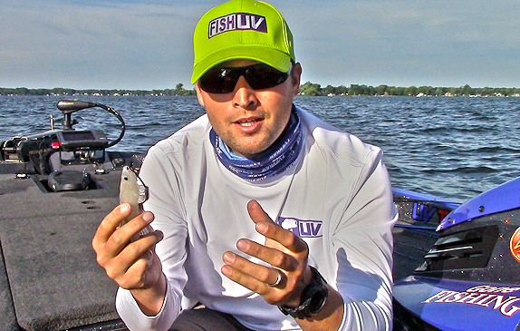 Swimbaits Can Be Year-Round Confidence Builder