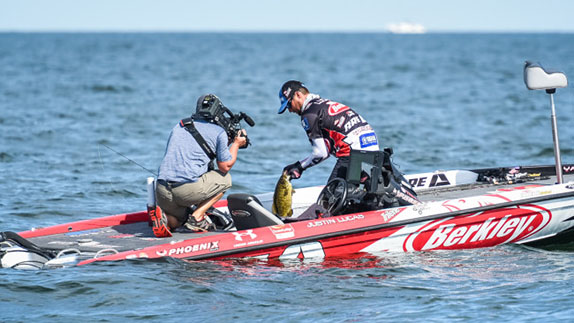 Lucas Will Take 3-Ounce Lead Into Day 3