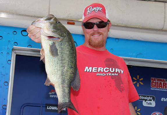 Mabrey, former FLW Tour pro, killed in car wreck