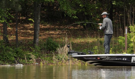 Topwater, Finesse Tactics Were Leading Producers