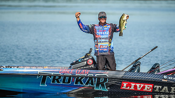 Martin Scales 20-Even To Retain Champlain Lead
