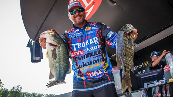 Martin Finishes Off Champlain Trifecta