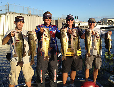 Flipping, Swimbaits Should Dominate Wild Card