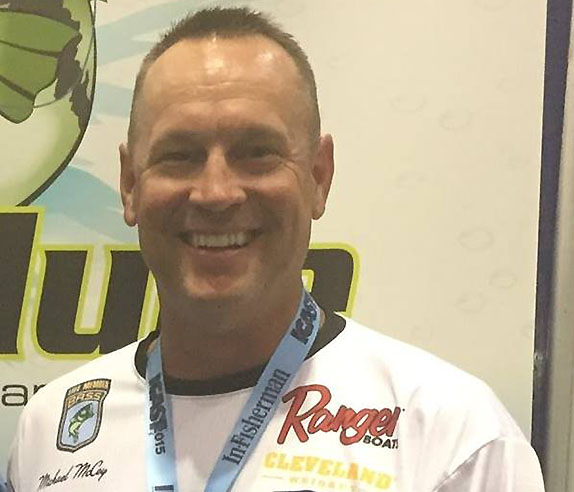 Longtime Co-Angler McCoy Makes Move To Front