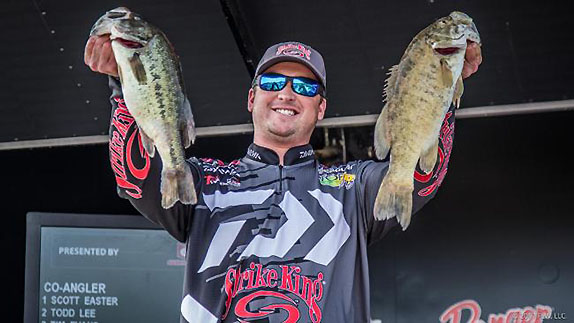 Meyer The Lone Angler To Top 16 Pounds