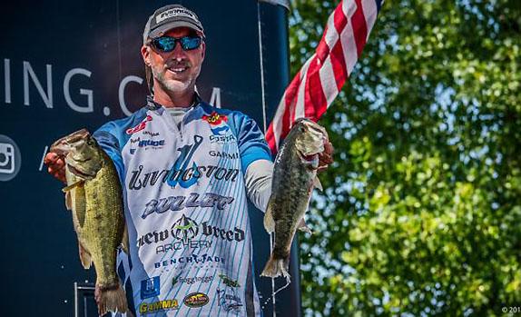 Win a fishing trip with Morgan