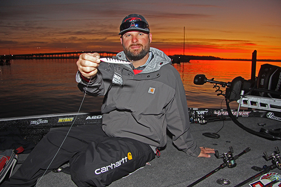 Current Rolling As Elite Series Hits Pickwick