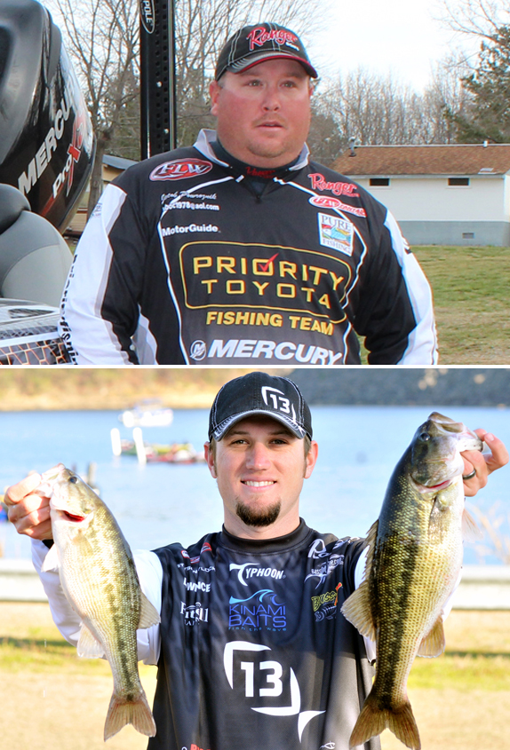 Powroznik, Blaylock sign with Livingston Lures