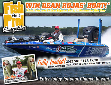 Tennessee man wins Rojas' boat