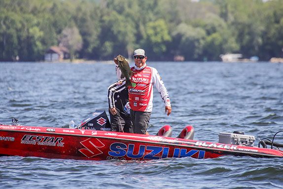 Rojas Ready To Tackle Busy Two-Tour Schedule