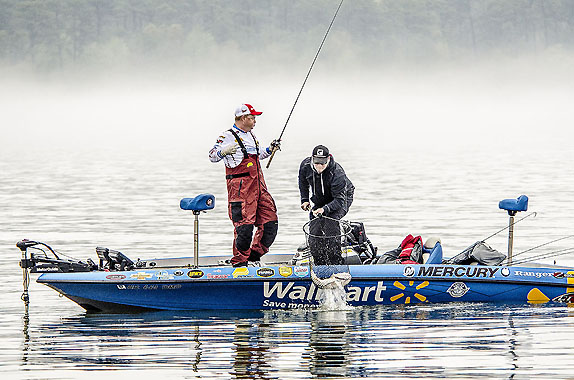 Giant Bite Propels Rose Into Rayburn Lead