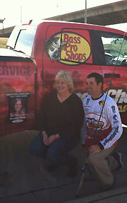 Scanlon's truck to feature missing kids