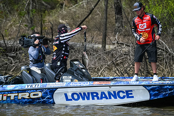 Shryock Wins Group A, Big Bass Bonus