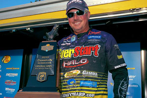 Tharp closes out Ross Barnett win