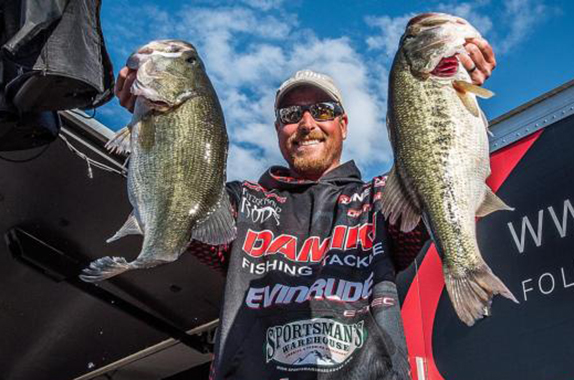 Thrift on pace for best FLW Tour season ever