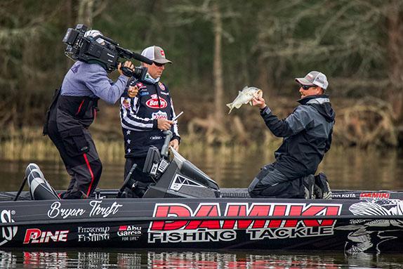Major League Fishing/Jesse Schultz