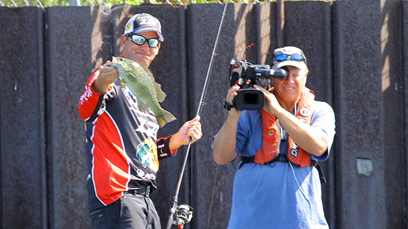 VanDam Ousts Kreiger On Tiebreaker