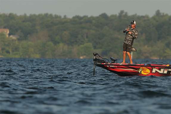 VanDam Still On Top; Lot Of Shuffling Behind Him
