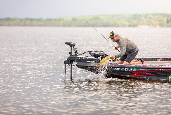 Try 'Cracking' A Ned Rig To Trigger More Bites