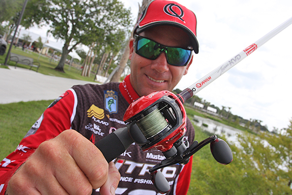 Quantum's new rods and reels