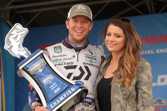 Jerkbaits, LiveScope Keys To Walters' Historic Victory
