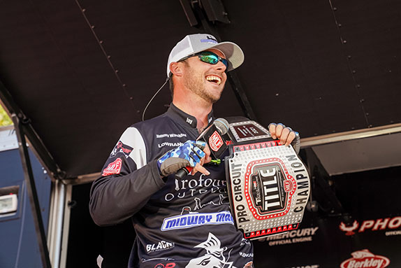 Moving Baits Likely To Play A Major Role
