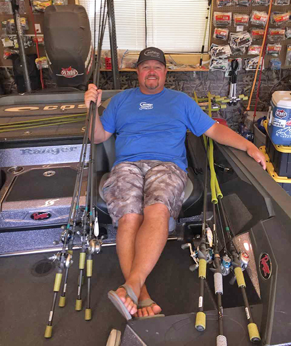 Cashion Rods adds Watson